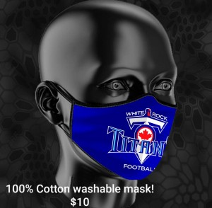 Titan Face Mask 2020